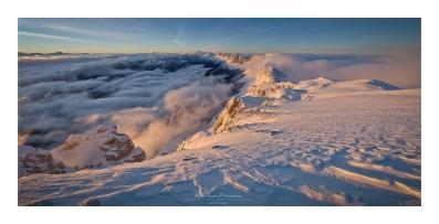 L'aube... Toujours grandiose ! (Focale : 24mm (assemblage de 6 photo), ISO : 320, Pose 1/400s, Ouverture : f/11)